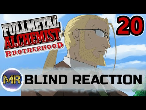 Fullmetal Alchemist Brotherhood 61 HE WHO WOULD SWALLOW GOD reaction from YouTube · Duration:  24 minutes 52 seconds