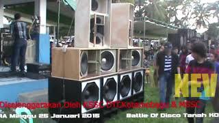 MSSC.. Battel Disko Kotamobagu Part 2