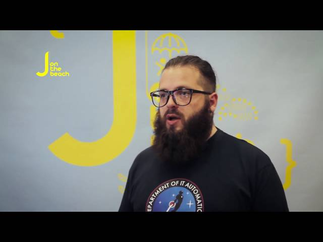 Quentin Adams from Clever Cloud Interview - JOTB16