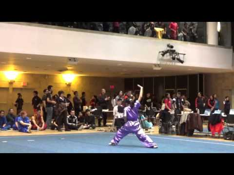 2016 Collegiate Wushu - Int CQ - Hannah Ho