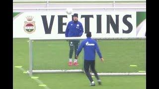 Sports Update Germany Mein Foot ball Team Ne Training Ka Aaghaz Kar Diya