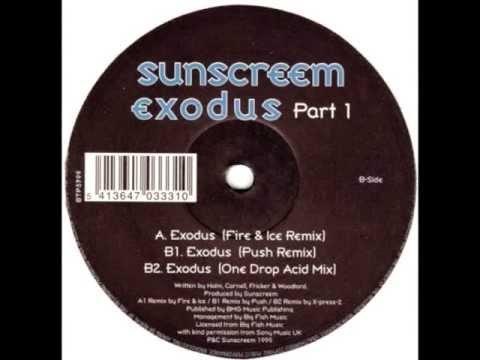 Sunscreem - Exodus (Fire & Ice Remix) [Bonzai Trance Progressive 1999]