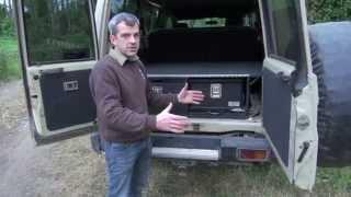 Drifta 4wd drawers.. DCBC - Drifta Car Back Combo..