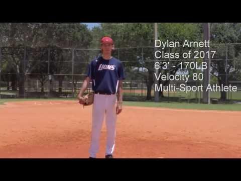 DA Baseball Lefty 2017