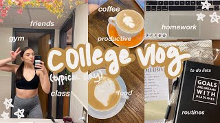 TYPICAL COLLEGE DAY IN MY LIFE VLOG | Freshman Year at Indiana University