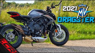 2021 MV Agusta Dragster | First Ride Review!