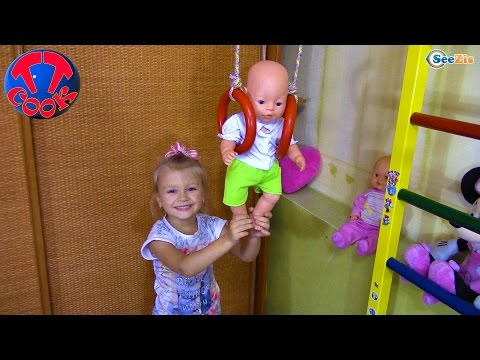 VLOG Room Tour Рум Тур Все ИГРУШКИ Ярославы - Кукла Беби Бон, Хелло Китти и много игрушек