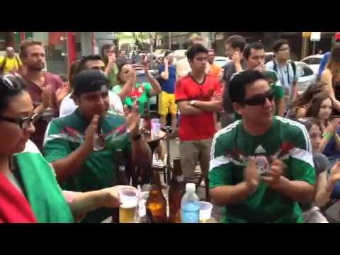 Mxico vs. Alemania: tristeza y resignacin del 'Tri' tras caer ...