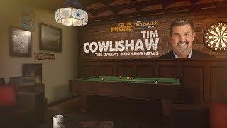 Dallas Morning News' Tim Cowlishaw Talks Cowboys & More w/Dan Patrick | Full Interview | 12/18/18