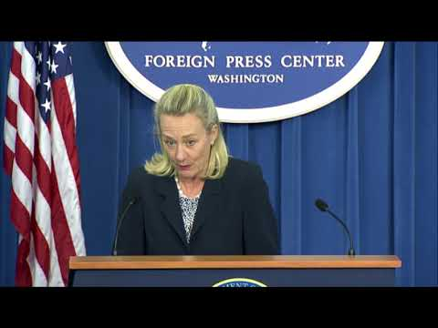Foreign Press Center Briefing - U.S Policy in the Indian Ocean Region
