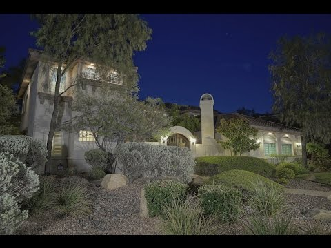 2308 Pearl Crest Street, a Luxury Home in Summerlin's Mountain Trails in Las Vegas
