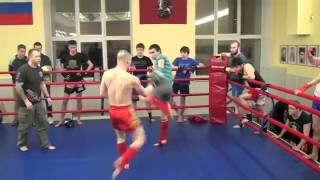 видео Тайский бокс