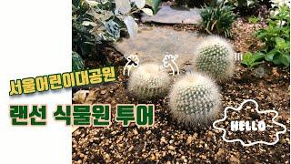 서울어린이대공원 식물원 랜선 투어썸네일