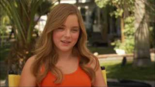 EXCLUSIVE - Hallmark Channel - Dad's Home - Madison Davenport on the movie