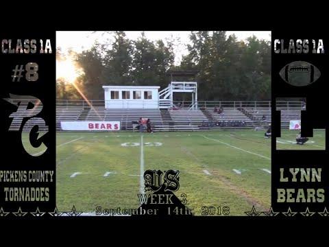 2018 Pickens County vs Lynn Highlight Video