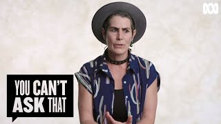 You Can't Ask That: Intersex people answer 'What is Intersex?'