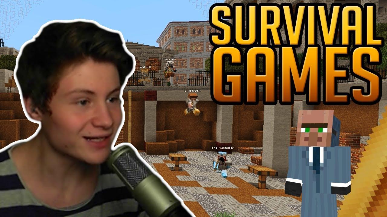 ALLEINE Ohne ConCrafter GEGEN DIE GANZE MAP O Minecraft - Minecraft alleine spielen