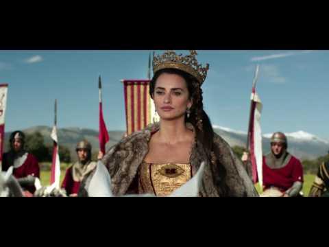 Королева Испании - Русский трейлер (дублированный) 1080p
