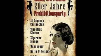 Al Capones Casino Club - die 20er Jahre Party - Showbeispiel