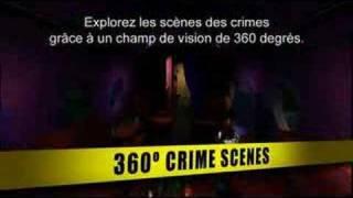 CSI Hard Evidence launch trailer (FR)