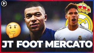 Le PLAN du Real Madrid pour s'offrir Kylian Mbappé | JT Foot Mercato