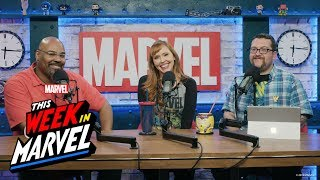 Introducing NEW co-hosts James & Lorraine to This Week in Marvel!