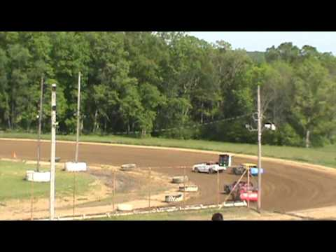 Heat Win at Sportsman's Speedway 6-9-13