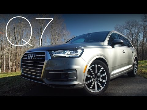 2017 Audi Q7 Quick Drive   Consumer Reports