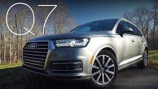 2017 Audi Q7 Quick Drive | Consumer Reports