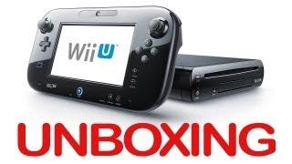 Wii U Deluxe: Unboxing