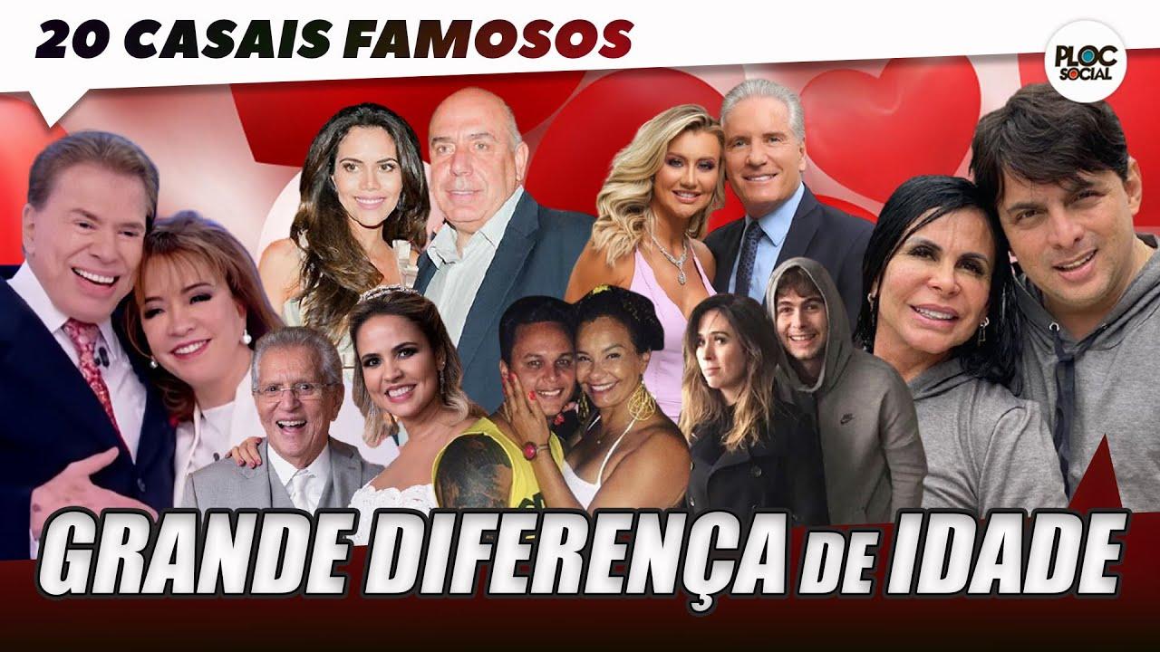 Download 20 CASAIS DE FAMOSOS COM GRANDE DIFERENÇA DE IDADE • ATORES, CANTORES, APRESENTADORES E +