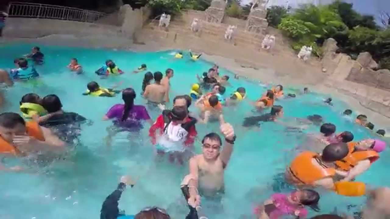 Adventure Cove Waterpark Resorts World Sentosa Singapore I Gopro Adventure Youtube