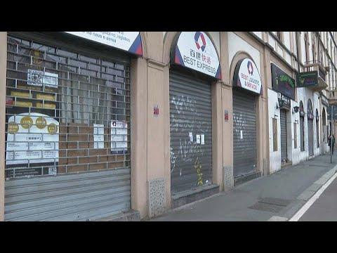"Коронавирус в Милане: ""китайский"" квартал опустел"