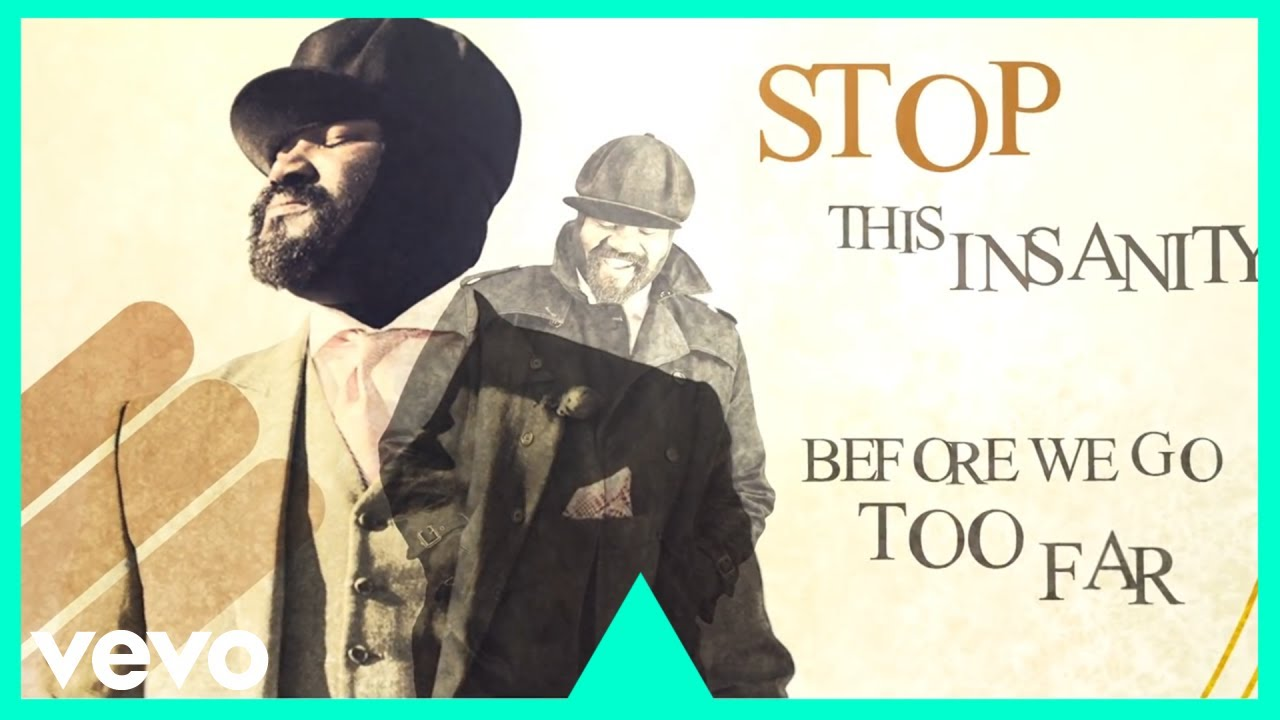 Gregory Porter - Insanity (Lyrics Video) ft. Lalah Hathaway