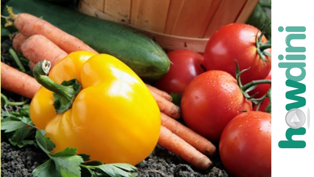 Organic gardening: How to grow an organic vegetable garden ...