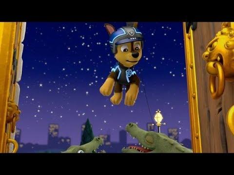 Paw Patrol S05E33E34 Mission PAW Pups Save the Princess Pals