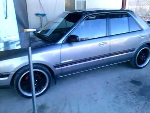 Mazda protege 1991 - YouTube