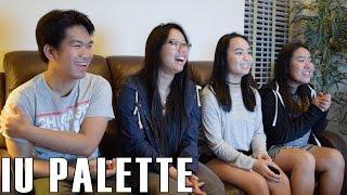 IU (아이유 ) Ft. G-dragon - Palette (Reaction Video)