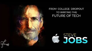 STEVE JOBS: Stanford Commencement (English Subtitles) || WorldsCrate || RESPECT || LOVE
