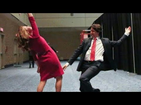Canadian prime minister justin trudeau dance on bhangra beat 2018
