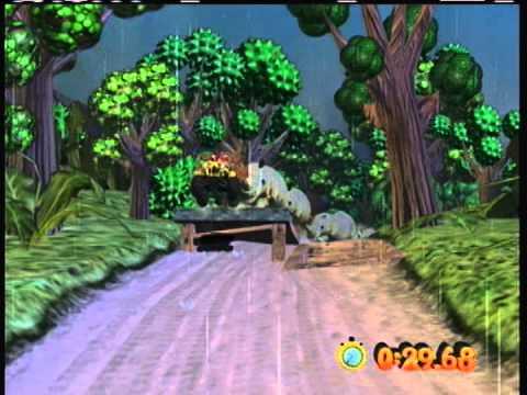 Crash Bandicoot: The Wrath of Cortex {106% PLAYTHROUGH ...
