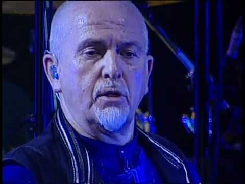 SledgeHammer - Peter Gabriel en Buenos Aires