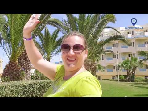 💒 Hôtel Marhaba Bellevue Park  ⭐⭐⭐⭐ Sousse
