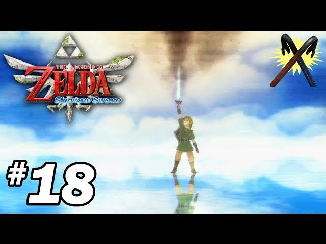 Finale - Ricka's Zelda Skyward Sword Stream [Part 18]