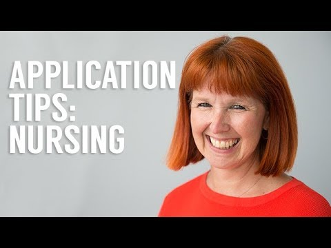 Nursing Degree | Personal Statement And Application Tips