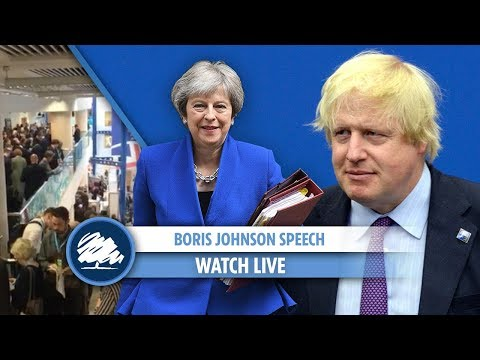 Boris Johnson's speech at Conservative Conference (FULL)