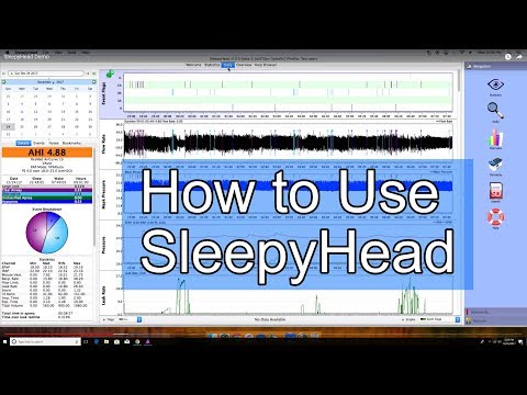 How to Use SleepyHead to See Information from Your CPAP Machine