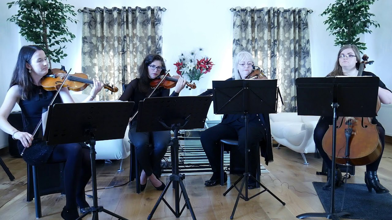 The Munster String Quartet Video 4