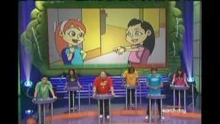 BrainSurge: Stars of Nickelodeon 2011 (Victoria, Leon, Daniella, Logan, Stephen and James)