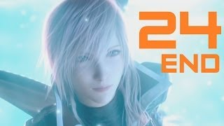 [Part 24] Story Only: Lightning Returns - Final Fantasy XIII ENDING (Lightning Returns Ending)
